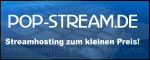POP-Stream - Streamhosting, Shoutcastserver